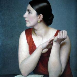 Laura Knight, Ethel Bartlett, 1926