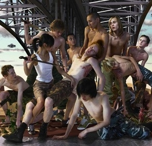 AES + F, Last Riot: the Bridge, 2006.