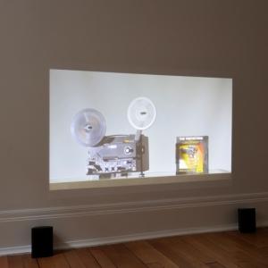 Akram Zaatari, Twenty Eight Nights and a Poem, installation view.