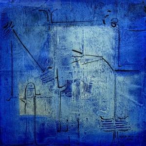 Antonio Carreño, Al Paisaje Azul