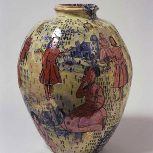 grayson-perry-over-the-rainbow-2001-earthenware-53-x-41-cm
