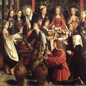 Wedding at Cana, Unknown
