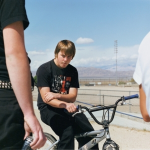 Tobias Zielony, BMX from the series Trona, 2008