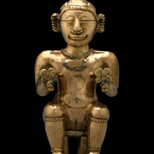 Beyond El Dorado - Power and Gold in ancient Colombia AD600-1100