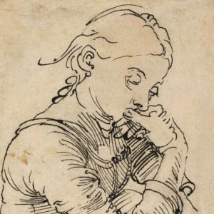 Durer, Mein Agnes, c 1494