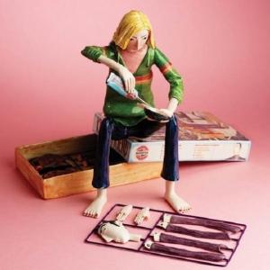 Craig Mitchell, Ceramic Figure