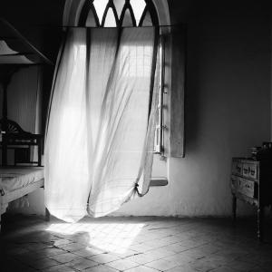 Dayanita Singh, Curtains, 2013