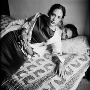 Dayanita Singh, Nalin and Natasha, 2013, photograph