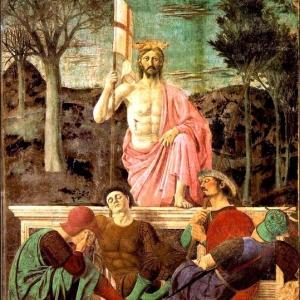 Piero della Francesca, Resurrection 1463-65