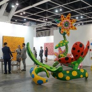 Art Basel, Hong Kong 2013, Victoria Miro