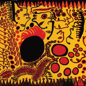 Yayoi Kusama, An Encounter with a Flowering Season, 2009.