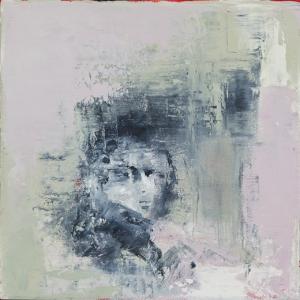 Face in Greys, Jennifer Mills