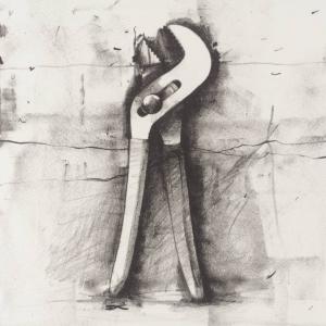 Jim Dine, No Title, 1973