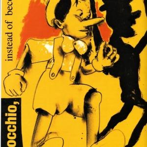 Jim Dine and Carlo Collodi, Pinocchio, 2006