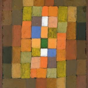 Paul Klee, Static-Dynamic Graduation, 1920
