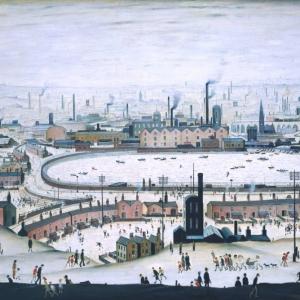 Lowry, The Pond, 1950