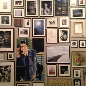 Inside Paul's head, pictures from Smith's personal collection
