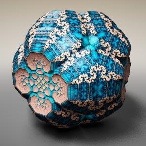 Tom Beddard, Faberge Fractals