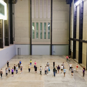 Tino Sehgal, These Associations at Tate Modern, 2013