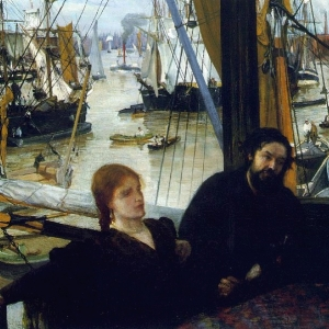 Whistler, Wapping, 1860-64