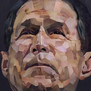Jonathan Yeo, Bush, 2007