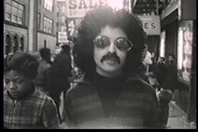 Adrian Piper, The Mythic Being, 1973 (Film Still)