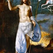 Titian, Christ Risen, c. 1511