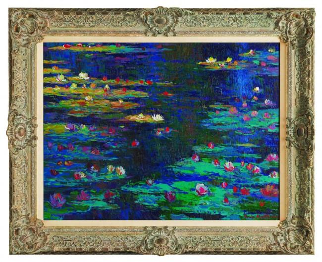 Claude Monet, Waterlilies, 1904