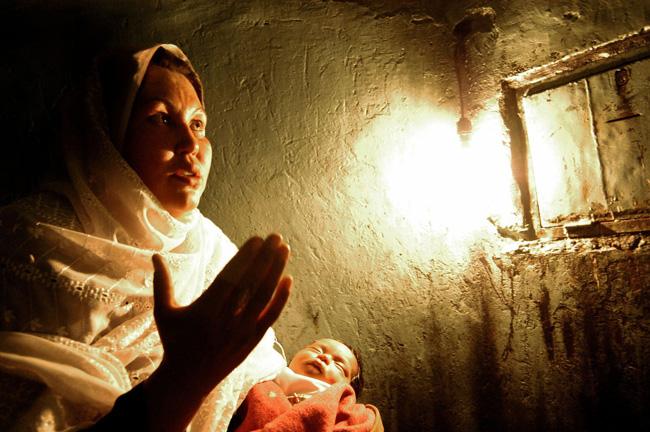 Farzana Wahidy, Woman and Child