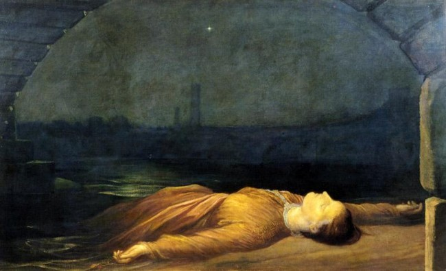 George Watts, Found Drowned