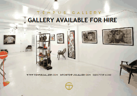 Photo of Tempus Gallery For Hire