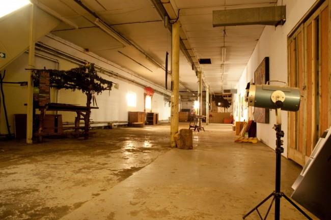 Gurminder Sehint, Old Print Works, Birmingham, 2013
