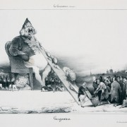 Honoré Daumier, Gargantua, La Caricature, 1831