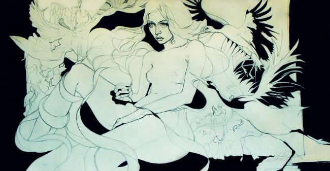 Lucinda Lyons, Aphrodite