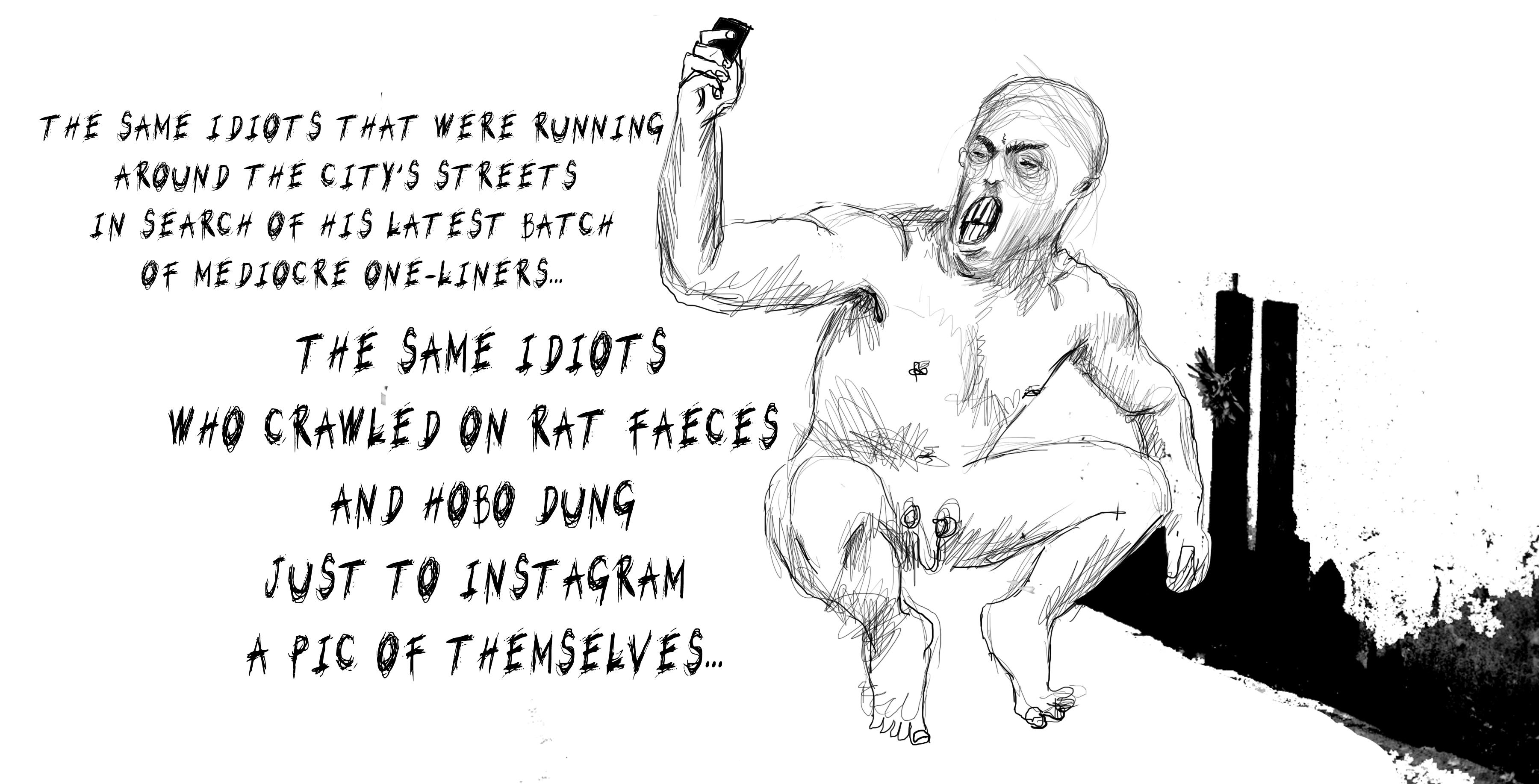 Ricardo Hernandez-Santiago, Angry Hombres