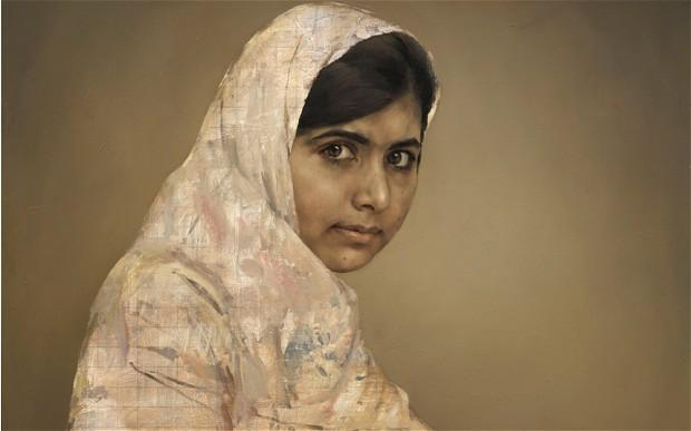 Jonathan Yeo, Malala Yousafzai