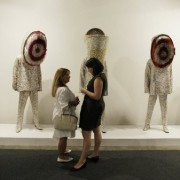 Nick Cave, Soundsuit, 2010 at ABMB 2013