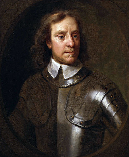 Oliver Cromwell by Samuel Cooper, 1656