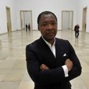 Okwui Enwezor at Haus der Kunst, Munich