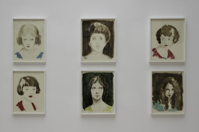 Annie Kevans, Collection of WAMPAS Baby Stars, 2009