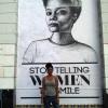 Tatyana Fazalizadeh, Stop Telling Women to Smile, 2013